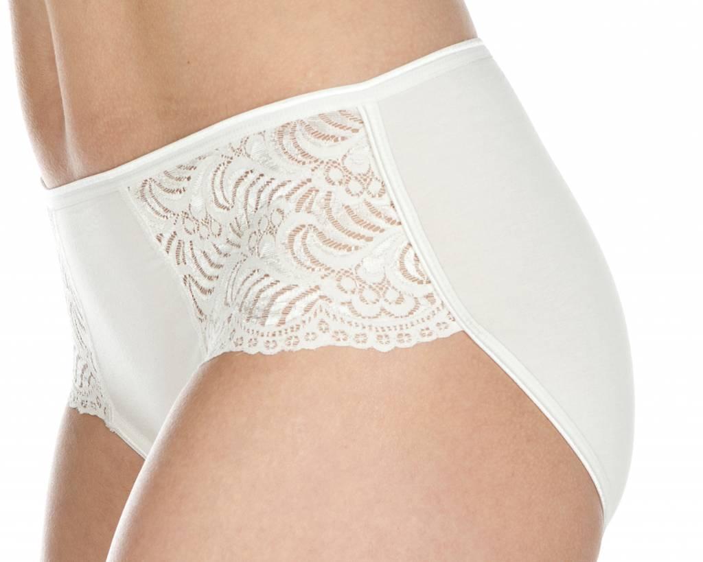 Swaens Bamboo Underwear Midi Ivory