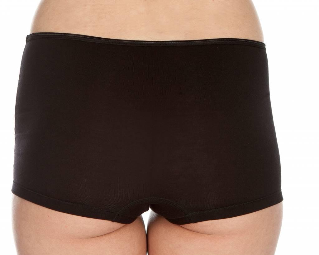 Swaen's Bamboo Protective Underwear Boxer Zwart