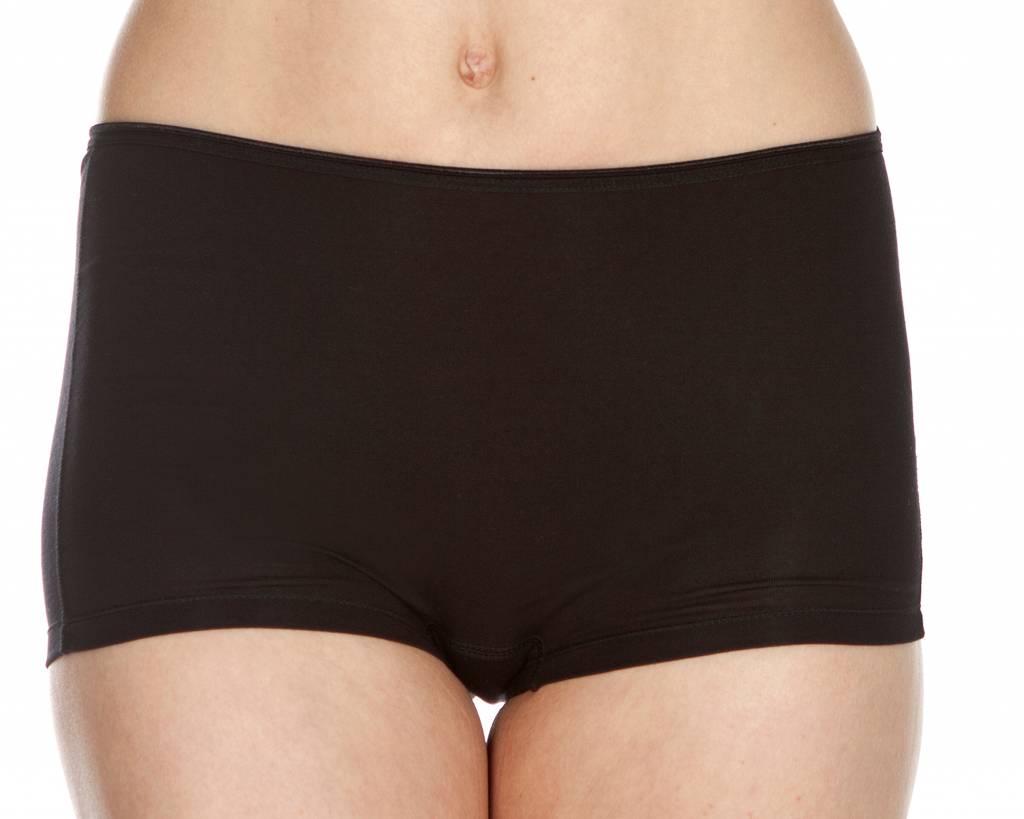 Swaen's Bamboo Protective Underwear Boxer Black