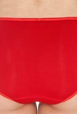 Swaens Bamboo Underwear Midi Rood
