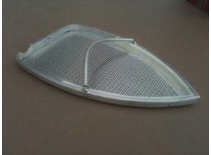 Teflonzool met aluminium kader voor VEIT (HD 2000)