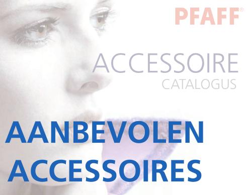 Accessoire Catalogus