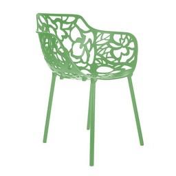 Trendy Designs Armstoel Cast Magnolia Groen