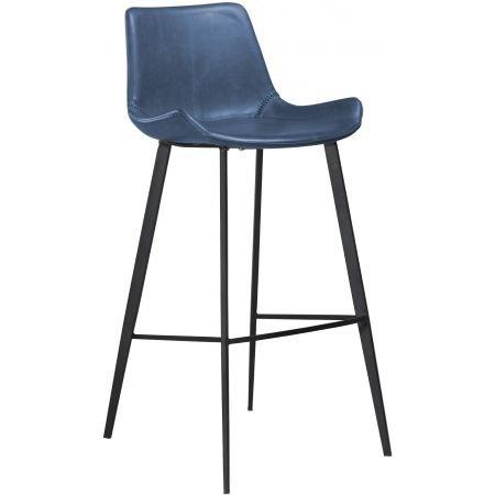 Dan Form Dan-Form barkruk Hype Vintage blauw