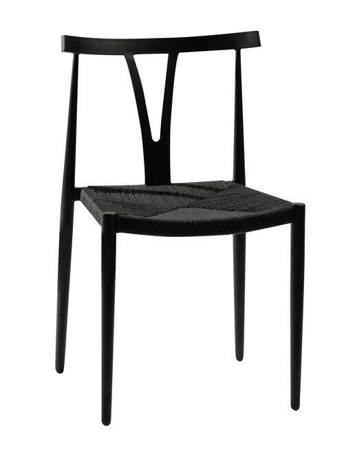 Dan Form Dan-Form stoel Alfa zwart