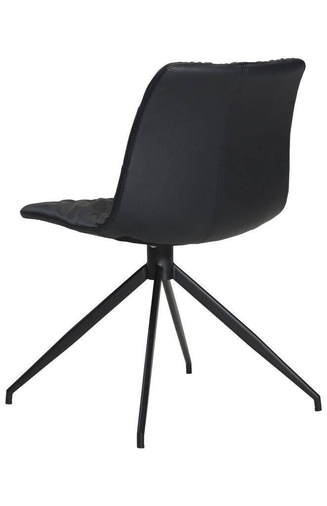 Dan Form Dan-Form stoel Dazz zwart