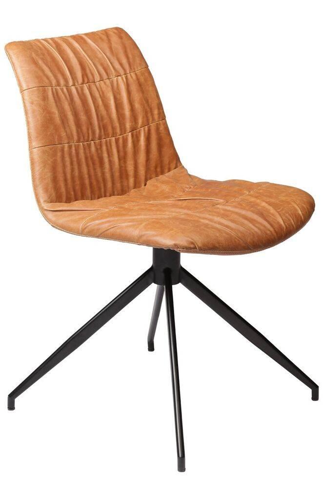 Dan Form Dan-Form stoel Dazz lichtbruin