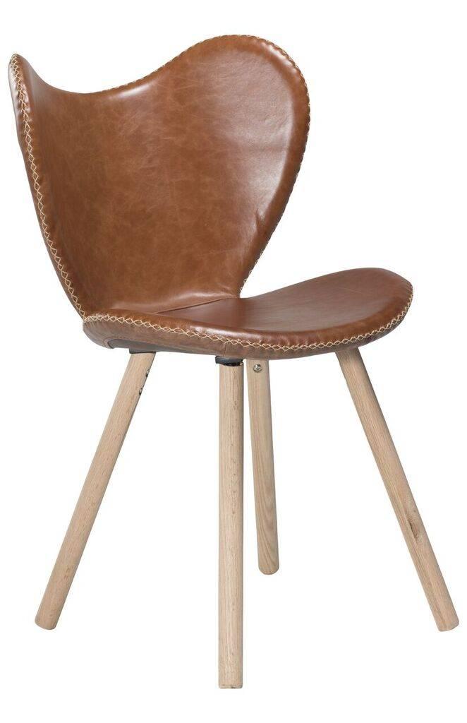 Dan Form Dan-Form stoel Butterfly Lichtbruin/Eiken
