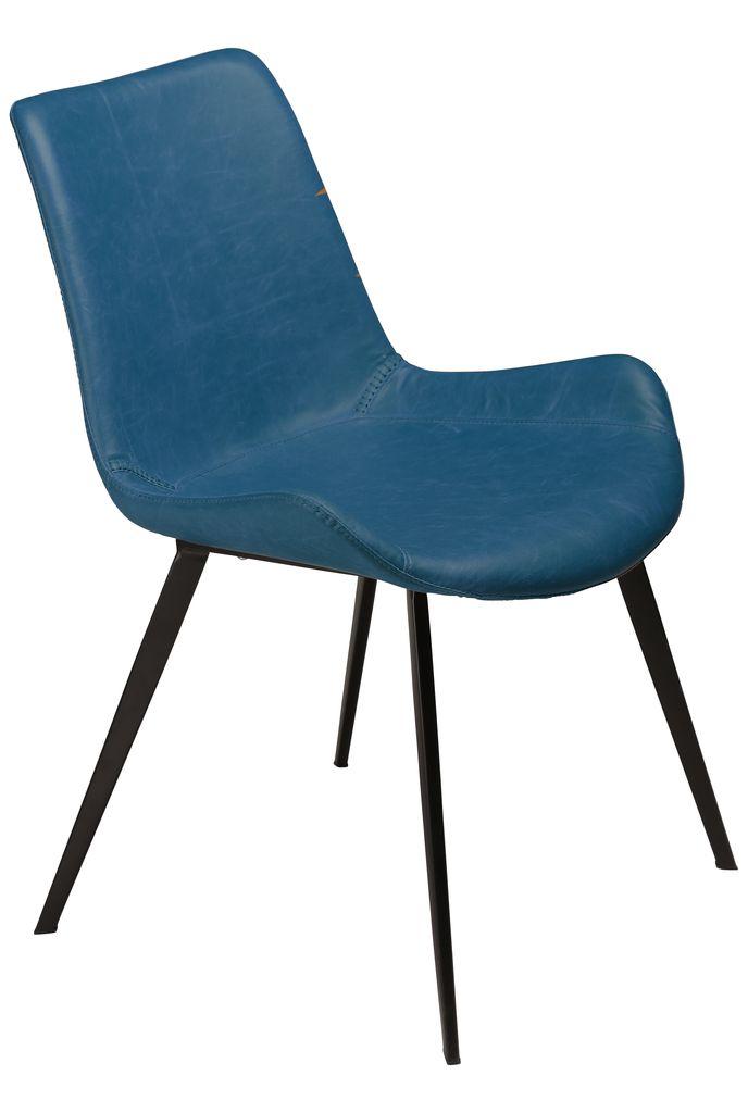 Dan Form Dan-Form stoel Hype Petroleum blauw