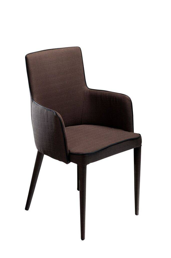 Dan Form Dan-Form stoel Mars Arm Bruin