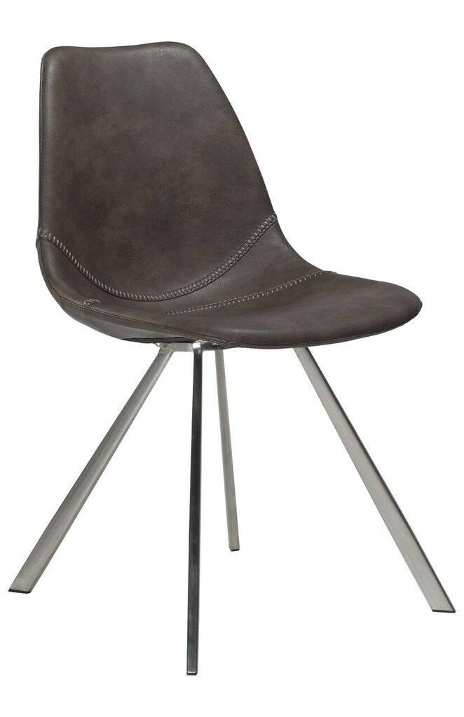 Dan Form Dan-Form stoel Pitch Vintage aardebruin