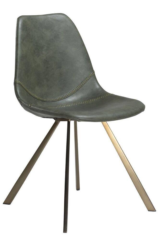 Dan Form Dan-Form stoel Pitch Vintage Groen