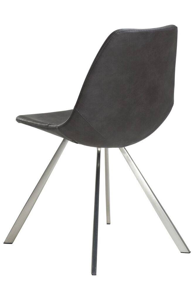 Dan Form Dan-Form stoel Pitch Vintage Grijs