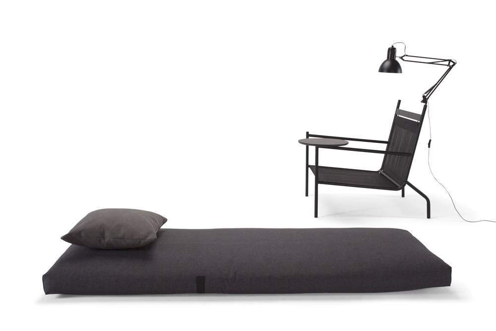 Innovation Living Noir Slaap Stoel Graphite