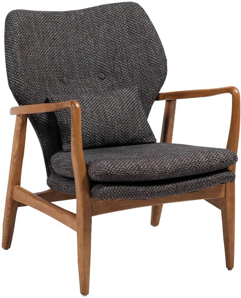 Dan Form Loungestoel Infinity grijs