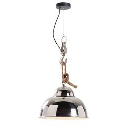 LaForma Hanglamp Ginger Zilver