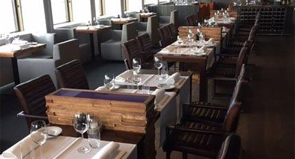 Restaurant Floor 17