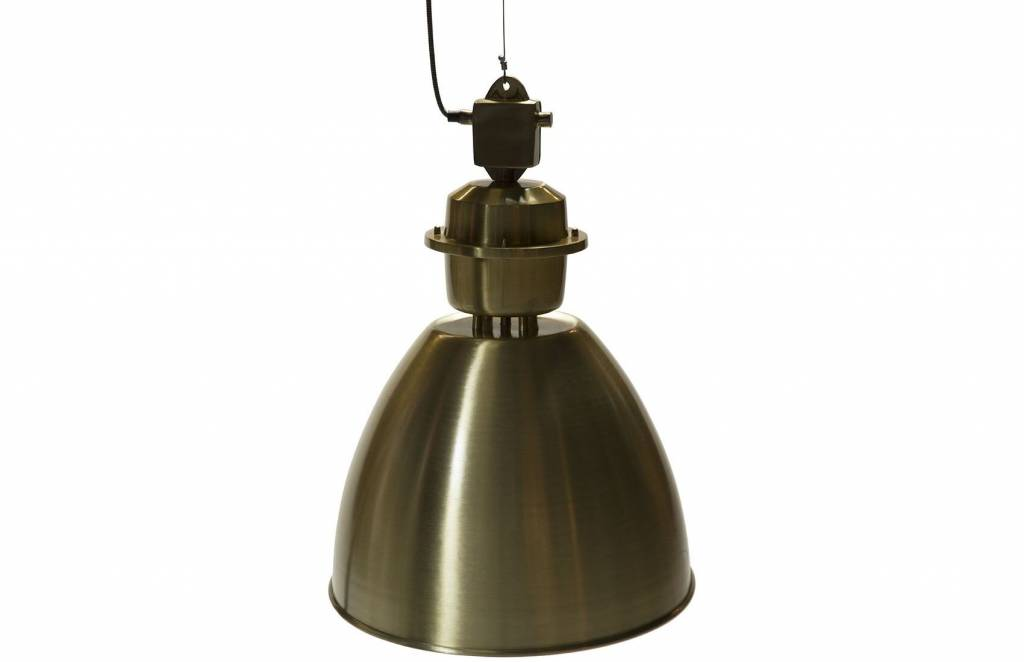 Dan Form Hanglamp Capetown goud