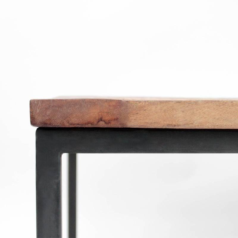 Label 51 Industriële salontafel Box