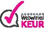 WebwinkelKeur klein