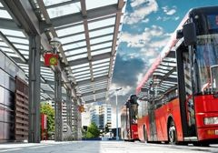 Spezialreinigungen für Verkehrsunternehmen