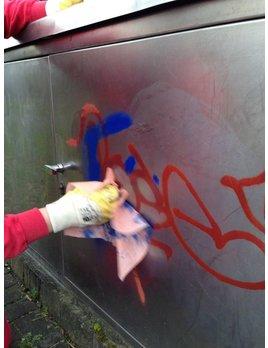 MisterEX MisterEX Das Tuch  Graffitientfernungstücher (VPE 6 Gebinde a´90 Tücher )
