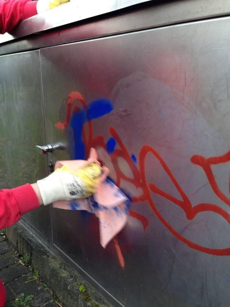 MisterEX MisterEX Das Tuch (90) Farb-& Graffitientfernungstücher