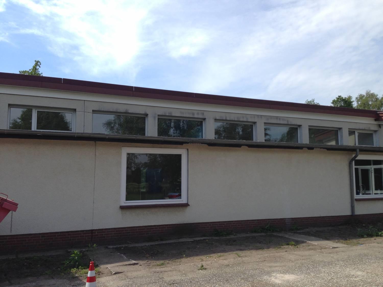 MisterEX Fassadenreinigung