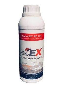 MisterEX MisterEX FE 101 Gel Farb-& Graffitientferner