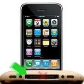 APPLE iPhone 3Gs oplaad connector reparatie