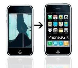 APPLE iPhone 3Gs Lcd Scherm reparatie