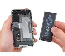 APPLE iPhone 4S Batterij accu reparatie
