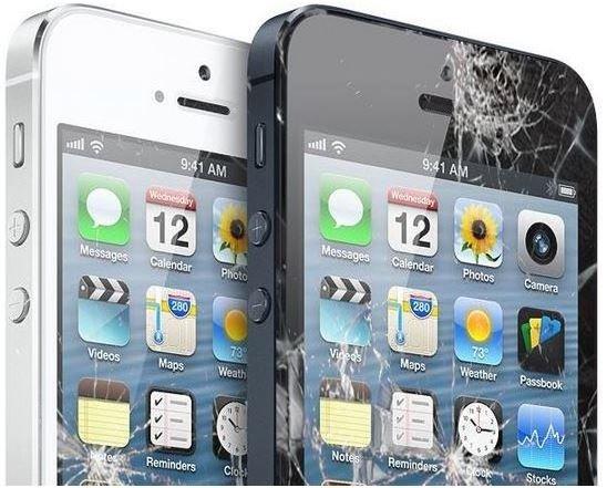 iphone scherm reparatie apple store
