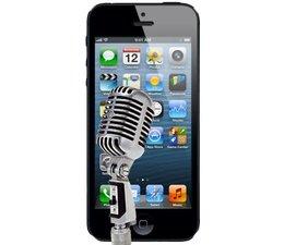 APPLE iPhone 5S Microfoon reparatie