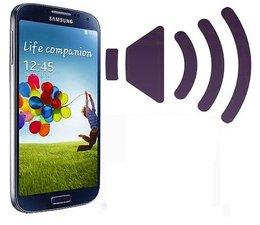 SAMSUNG Samsung Galaxy S4 Luidspreker reparatie