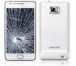 SAMSUNG Galaxy S2 Scherm reparatie