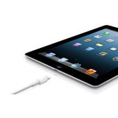 APPLE iPad 4 Oplaad connector