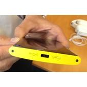 Nokia Lumia 920 Oplaad connector
