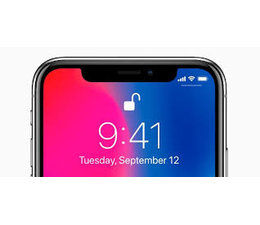 iPhone X Camera voor vervangen