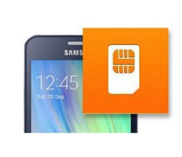 Samsung Galaxy A3 2015 Simlezer vervangen