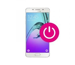 Samsung Galaxy A3 2015 aan/uit knop vervangen