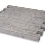 Dickformat Grau mit Fase 21x7x7 cm