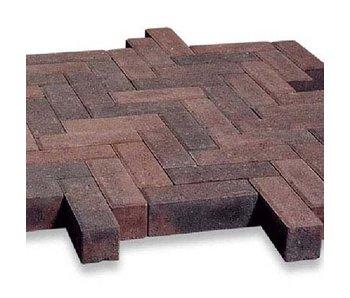 Dickformat Alt-Holländisch mit Fase 21x7x7 cm
