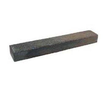 Betonschwelle Braun geflammt