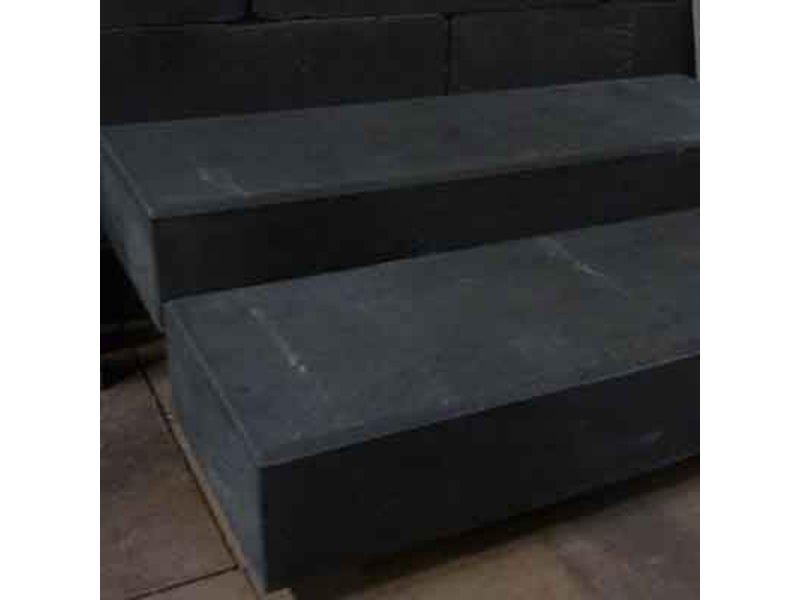 Blockstufe GeoFacetto Milano 100x35x15 cm