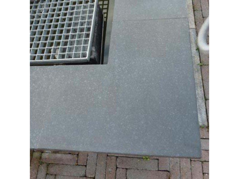 Basalt G684 Rand poliert