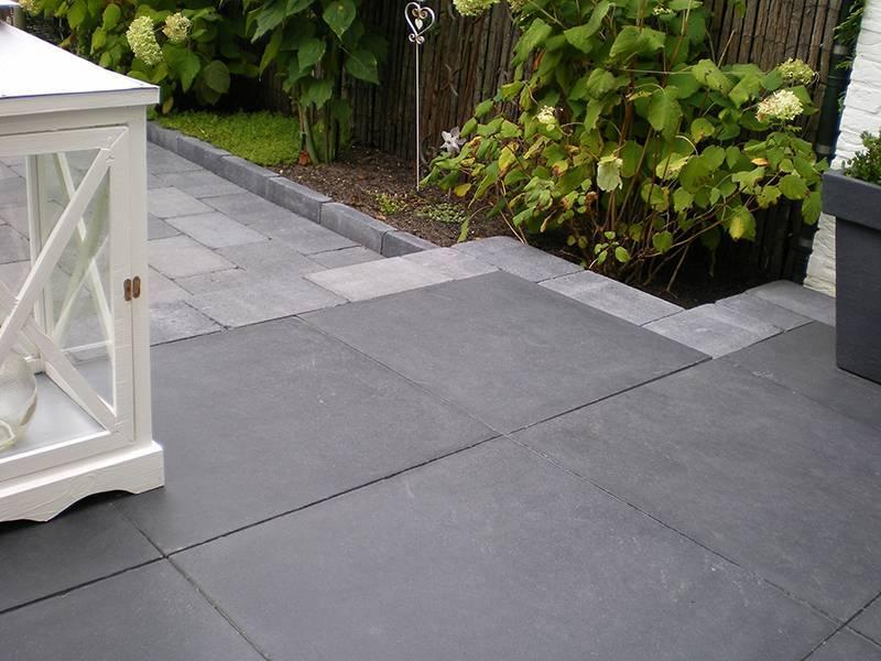 furora premium 60x60x4 anthrazit beschichtet ohne fase emmerich naturstein. Black Bedroom Furniture Sets. Home Design Ideas