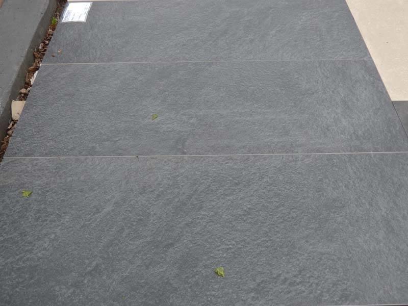 keramische fliese stone nero 40x120x2 emmerich naturstein. Black Bedroom Furniture Sets. Home Design Ideas