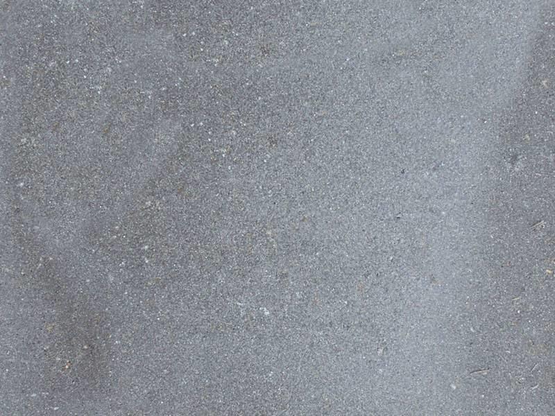 Betonplatte mit Fase Grau