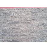 Chinesischer Hartstein antik gebrochen 20x5x5 WF